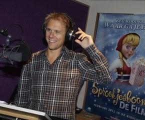 Sprookjesboom de Film, met Armin van Buuren... (2/2)
