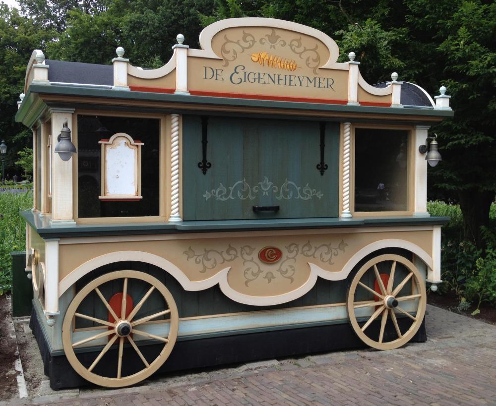 Efteling Gets a New Food Cart...