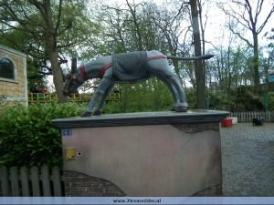 Duinrell Donkey