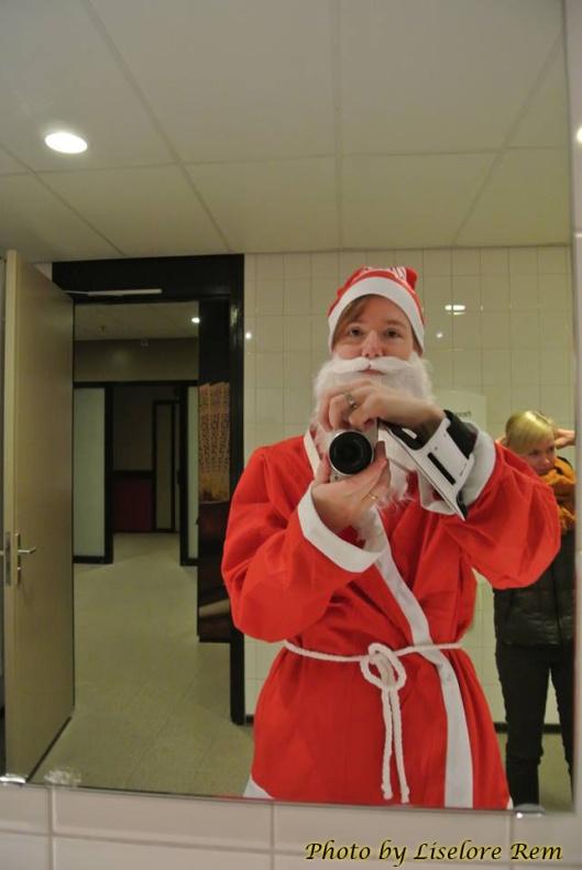 Santa Selfie!