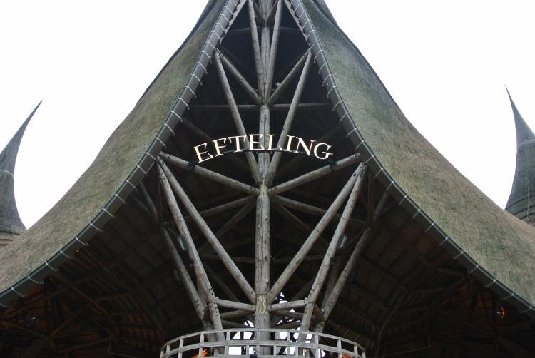 Efteling gets a New Sign (2/2)