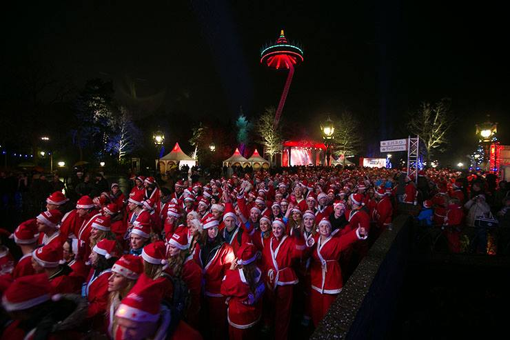2014 Santa Run